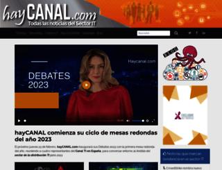 haycanal.com screenshot