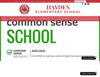 hayden.wsdk8.us screenshot