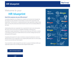 haygroup-hrblueprint.com screenshot