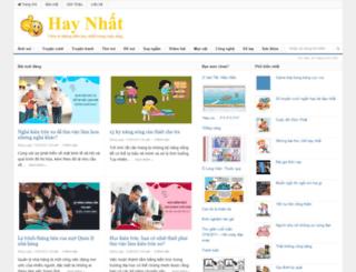 haynhat.com screenshot