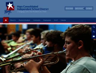 hayscisd.net screenshot