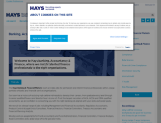 haysft.com screenshot