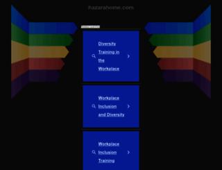hazarahome.com screenshot