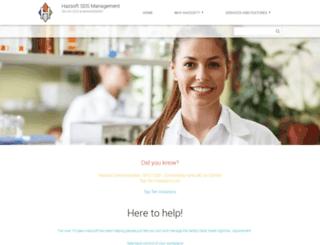 hazsoft.com screenshot