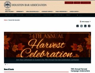 hba.org screenshot