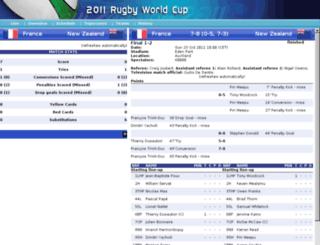 hbech.infostradasports.com screenshot