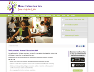 hbln.org.au screenshot