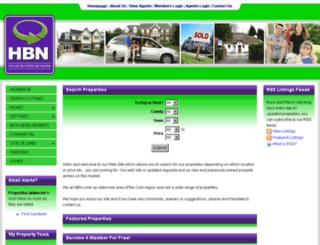 hbnireland.com screenshot