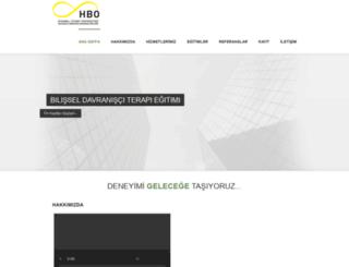 hbo.ticaret.edu.tr screenshot