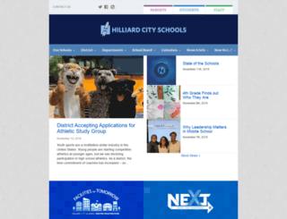 hboe.org screenshot