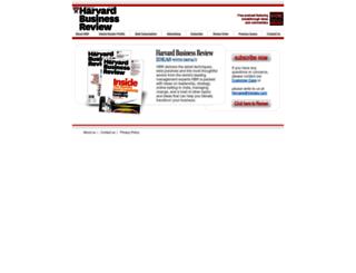 hbrsasia.org screenshot
