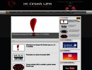 hcceskalipa.cz screenshot