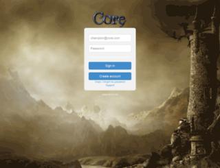 hccore.com screenshot