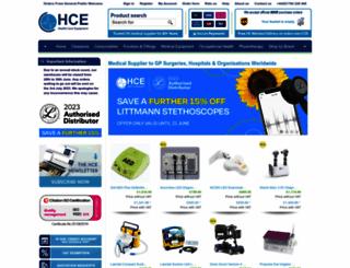 hce-uk.com screenshot