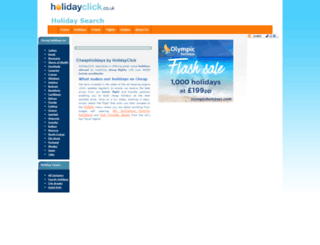 hclick.traveltek.net screenshot