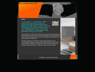 hcllease.com screenshot