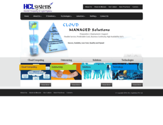 hclsystems.in screenshot