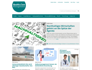 hcm-magazin.de screenshot
