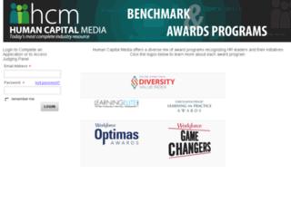 hcm.nonprofitcms.org screenshot