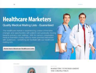 hcmarketers.blogspot.com screenshot