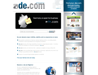 hcodeshop.de.com screenshot