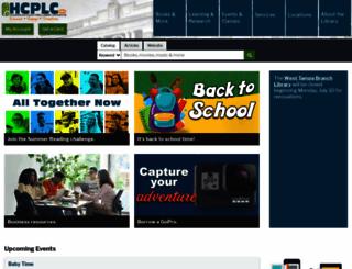 hcplc.org screenshot
