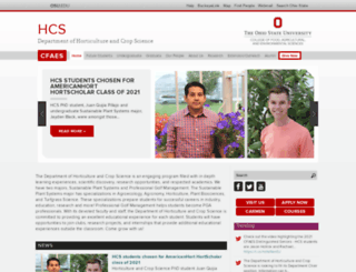 hcs.osu.edu screenshot