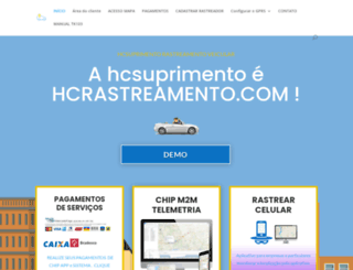 hcsuprimento.com screenshot