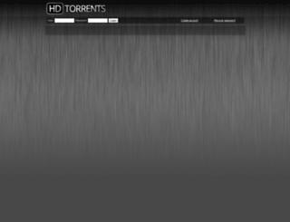 hd-torrents.org screenshot