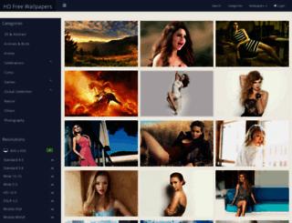 hd-wallpaper.org screenshot