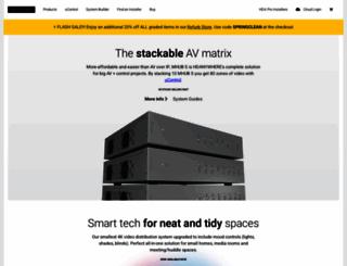 hdanywhere.co.uk screenshot
