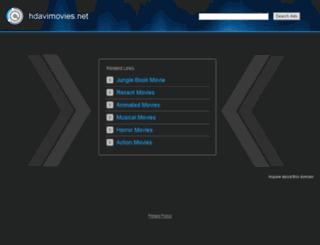 hdavimovies.net screenshot