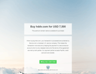 hddv.com screenshot