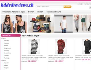 hddvdreviews.ch screenshot