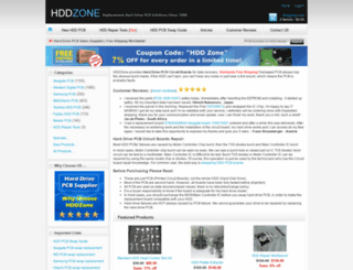 hddzone.com screenshot