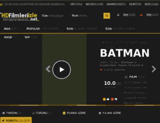 hdfilmleriizle.net screenshot