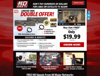 hdfreetv.com screenshot