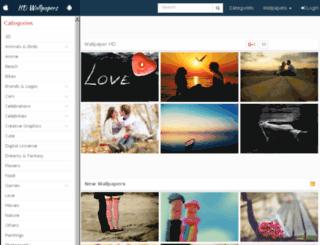 hdfreewallpapers.in screenshot