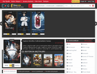 hdfullfilmizleyin.com screenshot