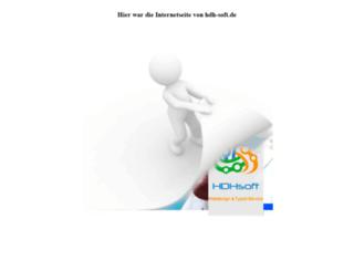 hdh-soft.de screenshot