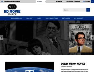 hdmoviesource.com screenshot