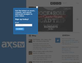 hdnetfights.com screenshot