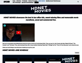 hdnetmovies.com screenshot