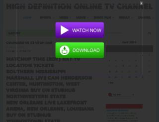 hdotv.net screenshot
