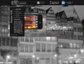 hdrphotocamera.com screenshot