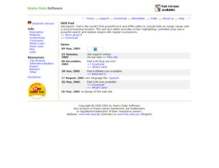 hds-pad.com screenshot