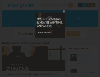 hdsongsvilla.site screenshot