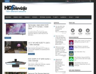 hdtelevizija.com screenshot
