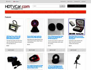 hdtvcar.com screenshot