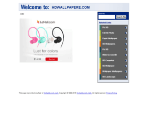 hdwallpapere.com screenshot